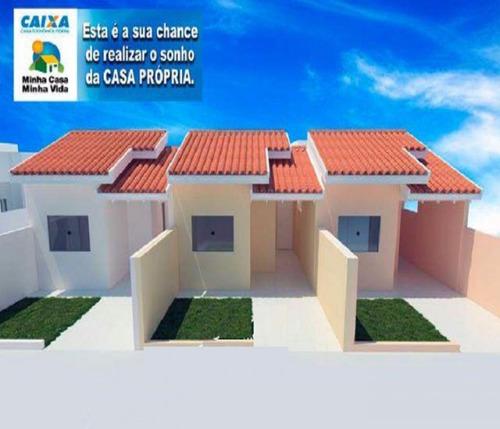 Casa Para Venda - 001847