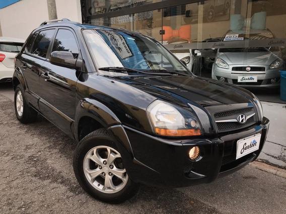 Hyundai Tucson 2.0 Flex Gls Automática Preta - 2014