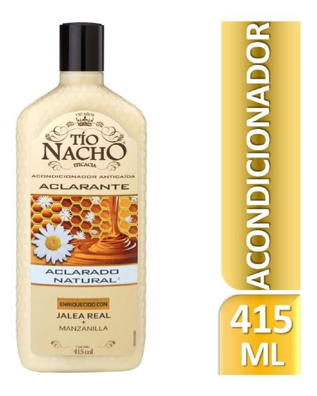 Tío Nacho Acondicionador Aclarante X 415ml