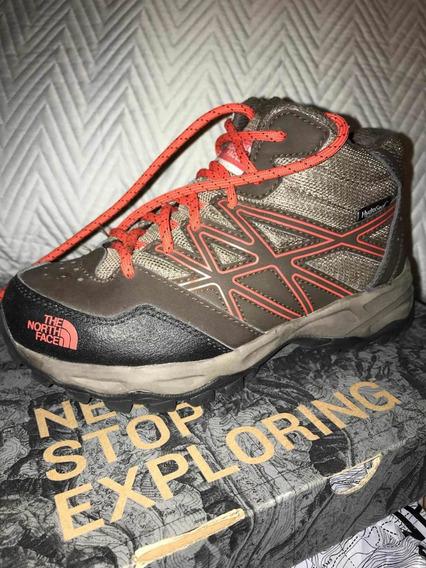Botines The North Face Niño- Asics-adidas-crocs