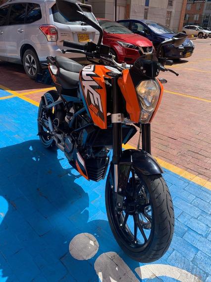 Ktm Duke 200 Centro De Impresiones.com