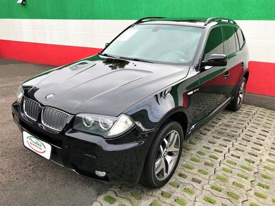 Bmw X3 Sport 3.0 Si 4x4 24v 272cv, Top De Linha. Lindo Carro