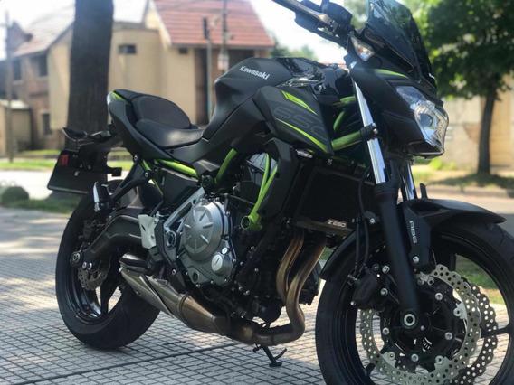 Kawasaki Z650 Abs - Titular - Impecable