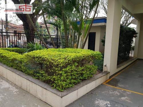 Apartamento Com 3 Dormitórios À Venda, 88 M² Por R$ 715.000,00 - Vila Ipojuca - São Paulo/sp - Ap3158