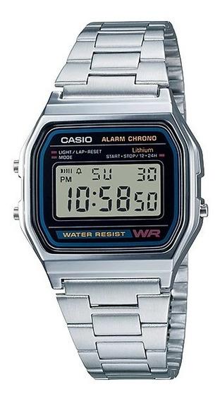 Promoção Relógio Casio Vintage Original A158wa-1df