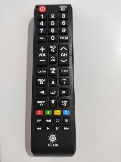 Controle Remoto Tv Samsung Yg-168