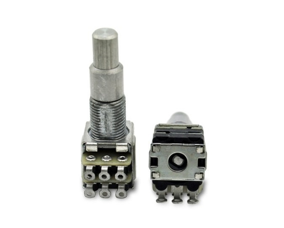 Potenciometro Tone Gauge Svd 100kb C/ Center Click