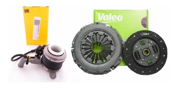 Kit Embreagem + Atuador ( Dualogic ) - Fiat Bravo 1.8 / Idea 1.6 1.8 / Linea 1.8 1.9 / Grand Siena 1.6 / Punto 1.6 16v