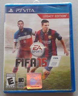 Juegos Psp Vita Fifa 2015 Sellado Nuevo Sin Destapar