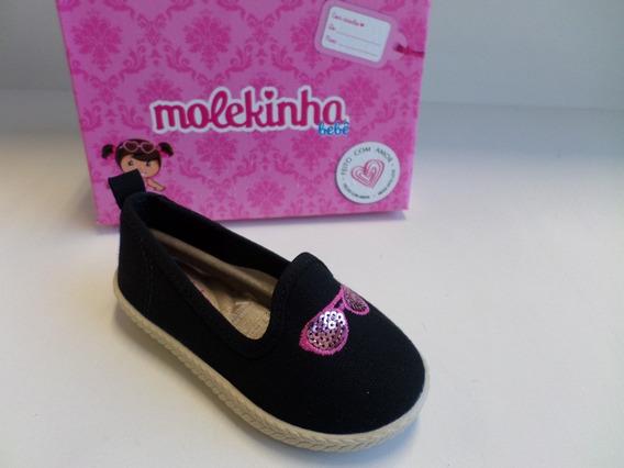 Sapatilha Infantil Molekinha - Ref.2116.115