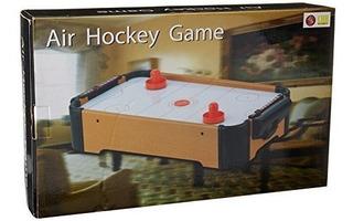 Juego De Mini Juego De Hockey Sobre Aire De 21