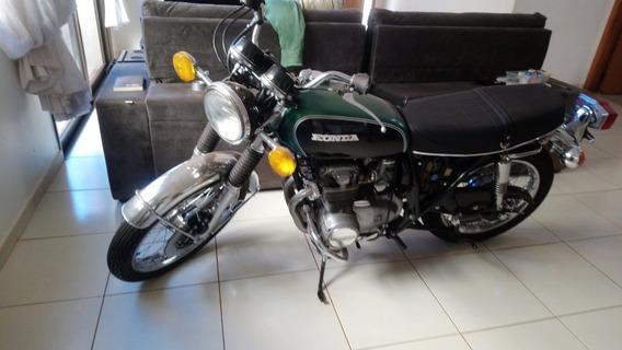 Moto Honda Cb500 Four Antiga
