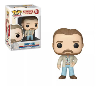Funko Pop Stranger Things Jim Hopper 801