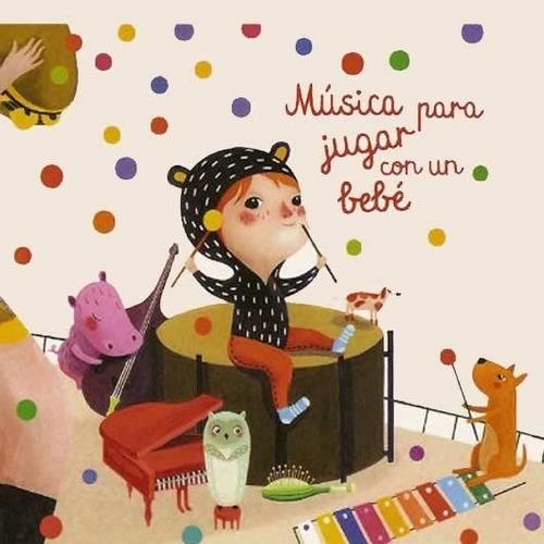 Imagen 1 de 8 de Cd Musica Para Jugar Con Un Bebé Hugo Figueras