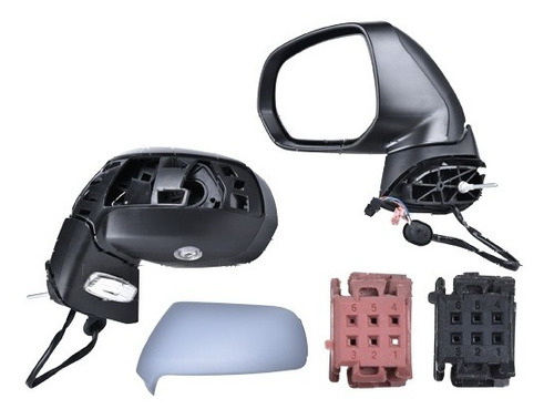 Imagen 1 de 1 de Espejo Peugeot 3008 2009 A 2013 Electrico Electrico/abatible C/desempañante P/pintar 1.6 16v/hdi 2.0/vti 1.6/thp 1.6/hdi
