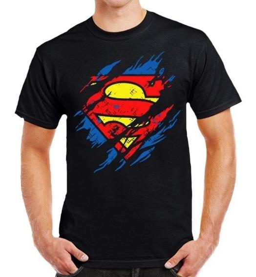Super Playeras Superman 2019