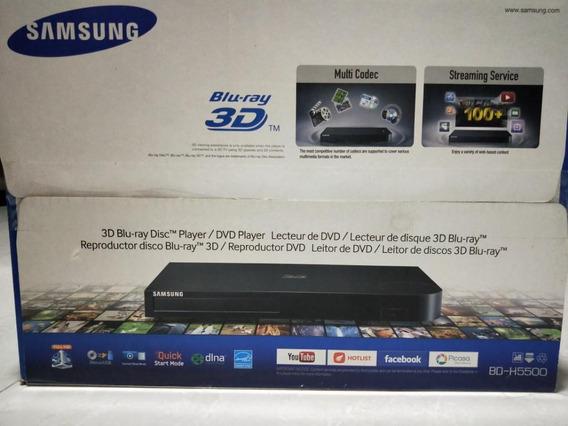 Bluray Samsung Bd-h5500