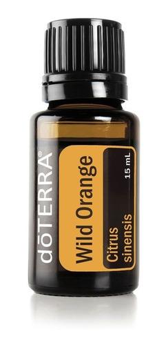 Aceite Esencial De Naranja Silvestre Doterra 5ml
