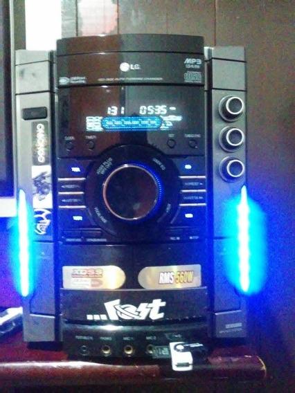 Som LG 560 Rms