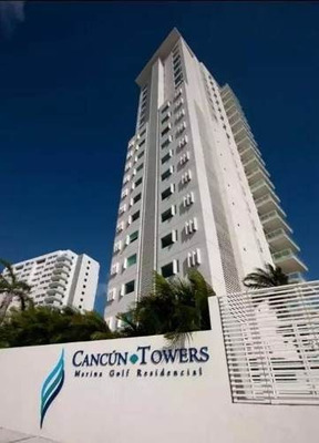 Renta De Departamento En Cancún Towers