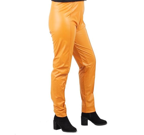 Pantalón Elastizado Engomado Mujer Talles Grandes