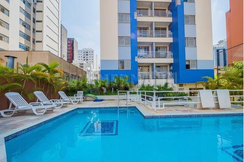 Apartamento - Vila Olimpia - Ref: 117824 - V-117824