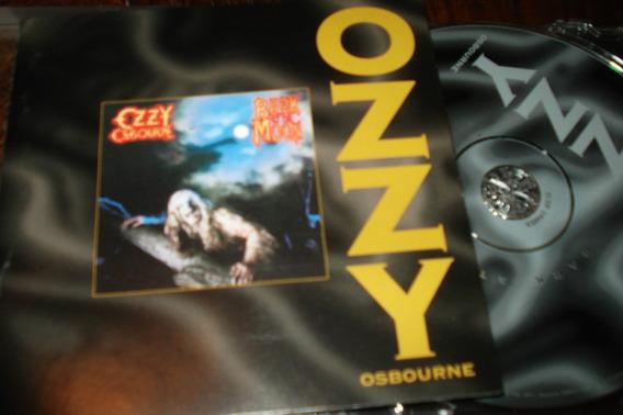 Ozzy Osbourne - Bark At The Moon Cd Import Orig Ex/ex