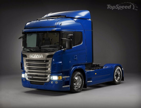 Scania G310 La 4x2 Ant.$293.250 Y Saldo En Cuotas En $