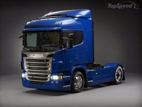 Scania G310 La 4x2 Ant.$293.250 Y Saldo En Cuotas Fijas En $