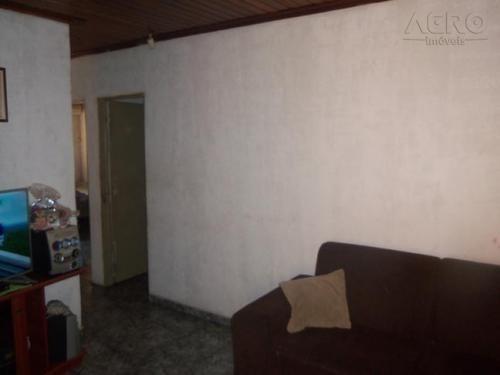 Casa Residencial À Venda, Residencial Nova Flórida, Bauru - Ca0632. - Ca0632