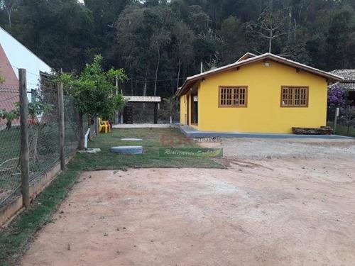 Imagem 1 de 15 de Chácara Com 2 Dormitórios À Venda, 625 M² Por R$ 270.000,00 - São Luis - São Luís Do Paraitinga/sp - Ch0481