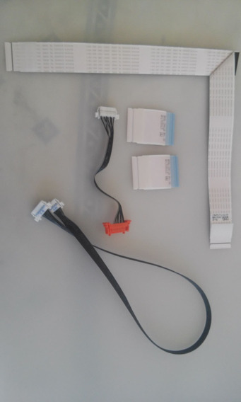Kit Cabo Flat Lvds Conector Un48j5500