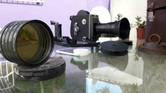 Filmadora 16mm K3 Russa
