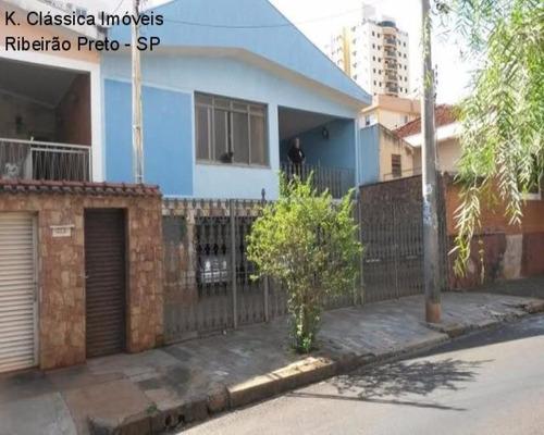 Linda Casa Para Venda, Localizada No Bairro Jardim Paulista Em Ribeirão Preto, Possui 3 Dormitórios Sendo 1 Suíte, 1 Sala, 4 Banheiros E 4 Vagas - Kccn30029 - 68958930