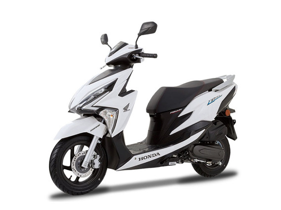 Honda Elite 125 Blanco 2020 0km Scooter Avant Motos