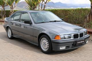 Bmw 325i 2.5 Sedan Automática 1993