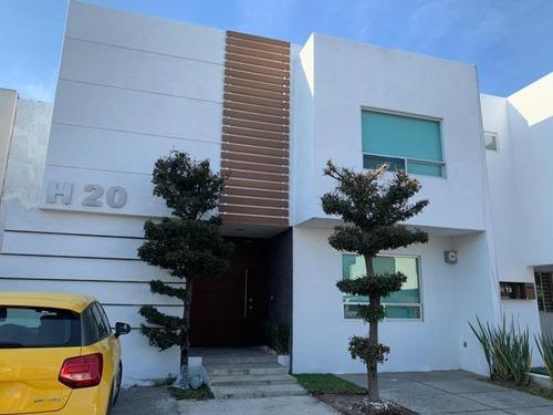 Casa Sola En Venta Condominio Olivos Residencial