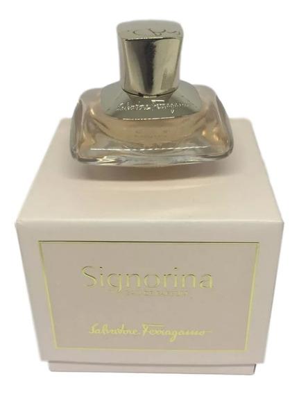 Perfume Signorina Eau De Parfum 20 Ml -originall + Amostra.