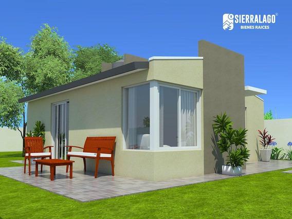 Casa Moderna De 2 Dormitorios