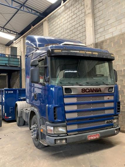 Scania 124 400 4x2