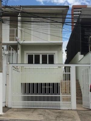 Sobrado Residencial À Venda, Campo Belo, São Paulo. - So0920