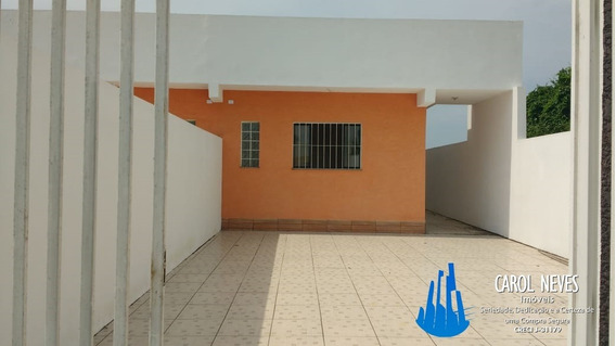 3994-casa 2 Dormitórios Financiamento Bancário Mcmv!!