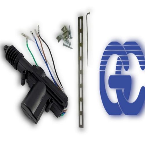 Motor Mestre P/ Trava Elétrica 5 Fios Gc Universal P/ Carro
