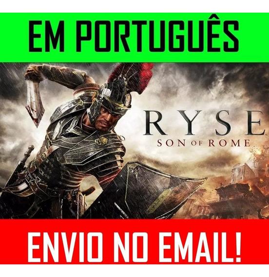 Ryse Son Of Rome Pc +1 Jogo