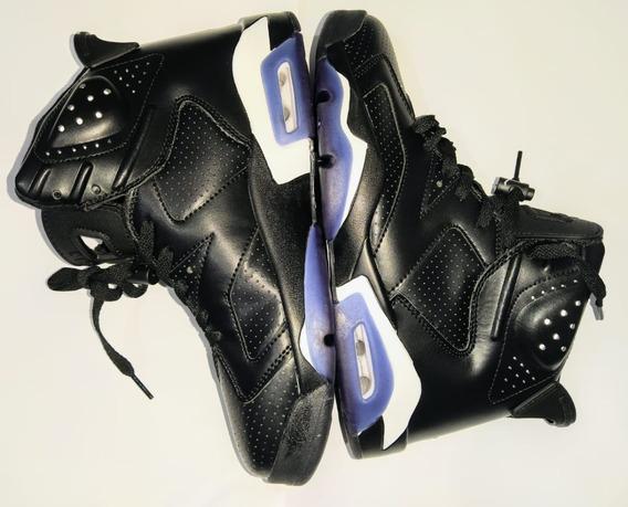 Tênis Masculino Air Jordan 6 Original Preto + Frete Grátis