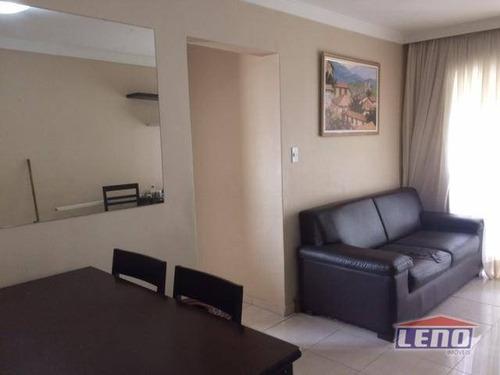 Apartamento Com 2 Dormitórios À Venda, 50 M² Por R$ 225.000,00 - Vila Pierina - São Paulo/sp - Ap0449
