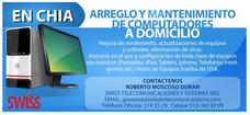 Mantenimiento De Computadores Domicilio Chia