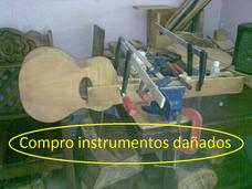 Restauración, Y Calibracion De Instrumentos Musicales