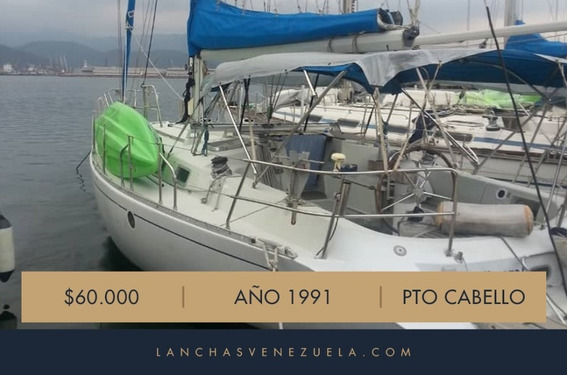 Velero Beneteau 38.5 Lv706