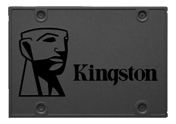 Hd Ssd Kingston 480gb Sata 6 Gbs 2.5 Pol A400 500mbs